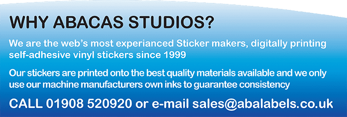 Sticker makers in Milton Keynes